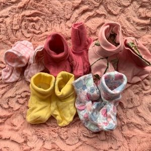 Other - 5/$20 5 pairs of socks